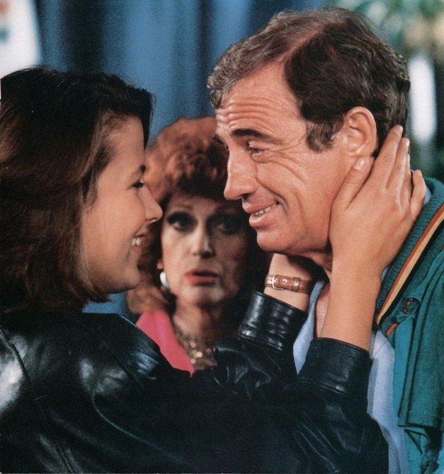 Jean - Paul Belmondo a Sophie Marceau