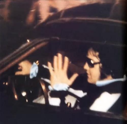 Elvis Presley (+ 16. srpna 1977)