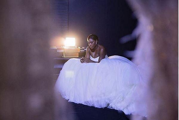 Tuto fotografii Serena uveřejnila na svém instagramovém účtu.