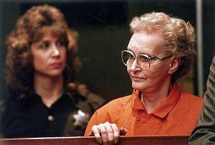Dorothea během soudního líčení neprojevila absolutně žádnou lítost nad svými činy.