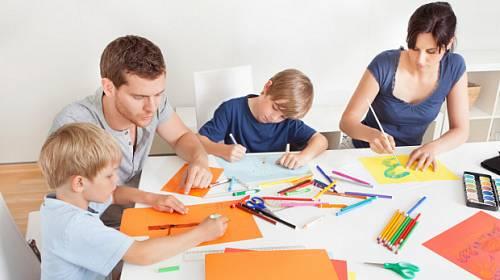Škola hrou aneb jak učit děti zábavně