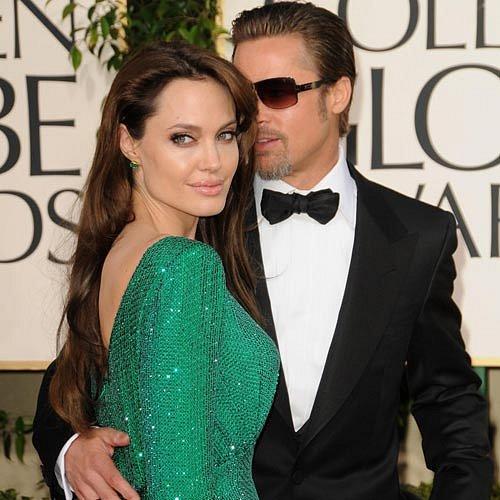 Adopce, Angelina Jolie, Brad Pitt, Film