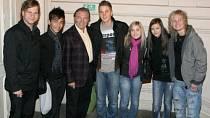 Martin Chodúr, Miro Šmajda, Karel Gott, SuperStar