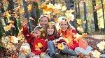 3 tipy, jak vyfotit krásné podzimní obrázky