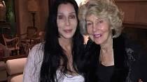 duben 2016 Cher s maminkou