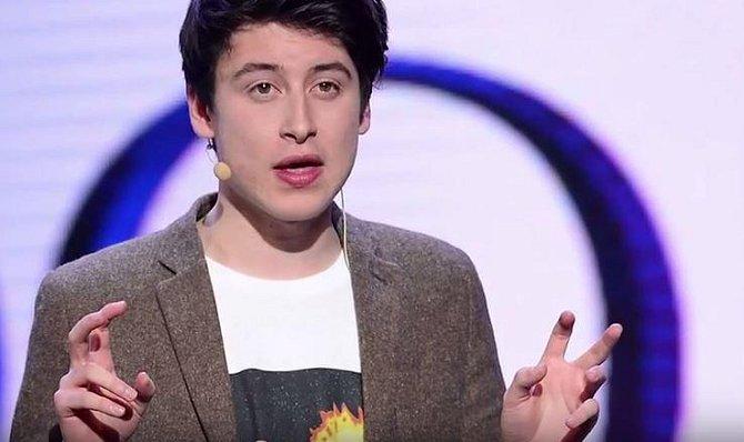 Nick D´Aloisi je geniální programátor a od svých 15ti si skvěle vydělává.