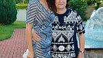 Jana Doleželová s maminkou