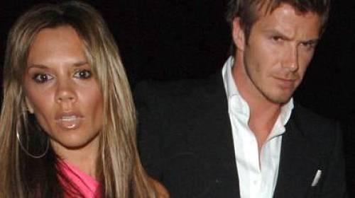 David a Victoria Beckham
