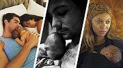 Děti slavných, které přišly na svět v roce 2016