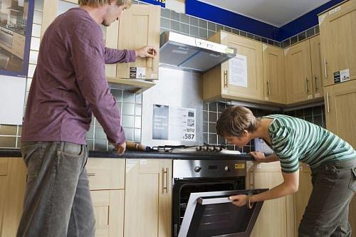 Kuchyň, Spotřebič