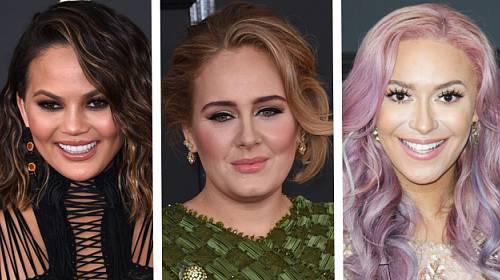 Účesy celebrit na udílení cen Grammy 2017