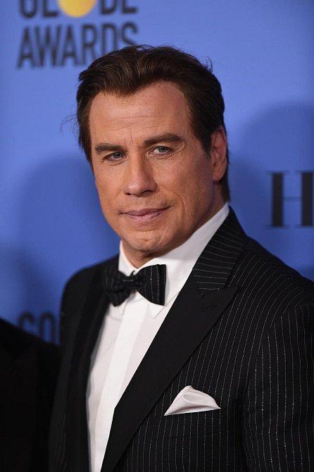 John Travolta - Nar. 18. 2. 1954 Englewood, New Jersey, USA
