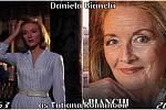Herečka Daniela Bianchi coby Taťána Romanovová