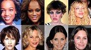 45 celebrit před a po plastických operacích. Které si pomohly, a které zhyzdily?