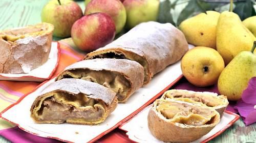 TOP RECEPTY na sobotu: Nebojte se jablečných štrúdlů