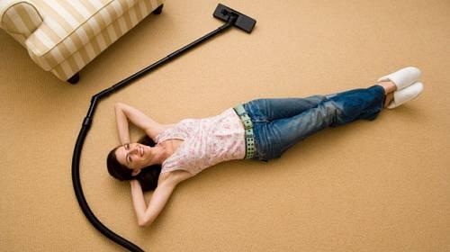 Domácí práce: Kolik spálíte kalorií?