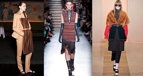 Podzimní módní trendy: inspirace z přehlídkových mol