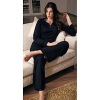 Klasicky elegantní pyžamo