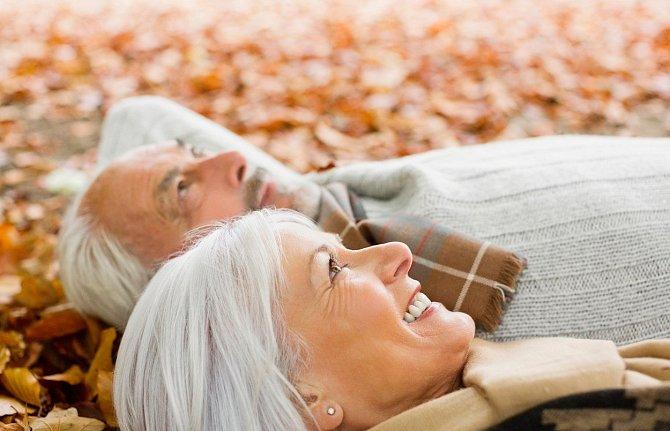 Stárnout se dá s grácií.