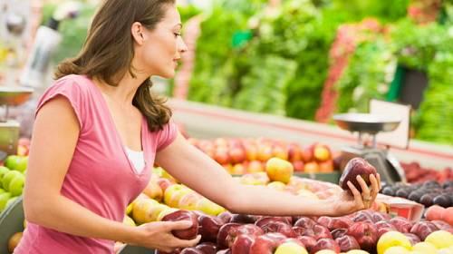 Jak dobře nakoupit ovoce a zeleninu