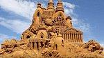 Nejkrásnější sochy z písku