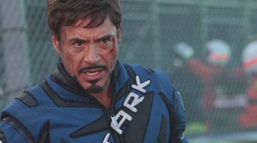 Robert Downey Jr. má do hollywoodského hrdiny daleko