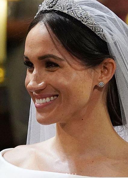 Meghan je ode dneška vévodkyně ze Sussexu.