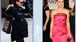 Natalie Portman 7 měsíců po porodu