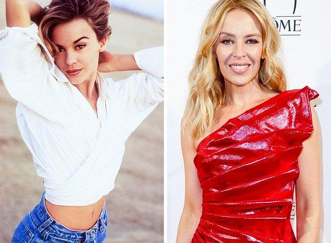Kylie Minogue 1995 - 2017