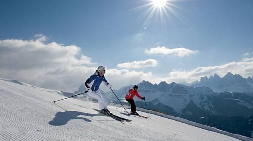 Jižní Tyrolsko: Pět nejlepších lyžařských středisek