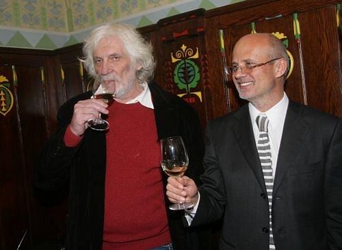 Michal Horáček, Petr Hapka