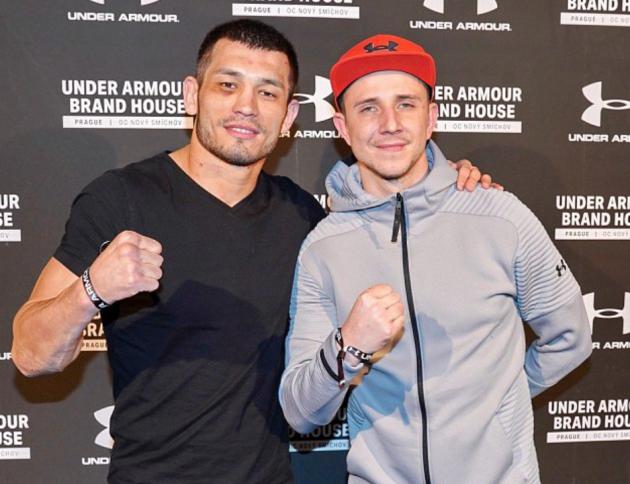 Jakub Štáfek se začal věnovat MMA.