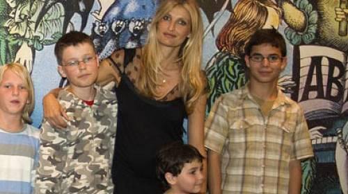 """Tereza Maxová, """"její"""" děti a ABBA"""