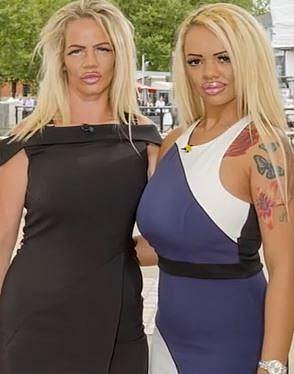 Kayla Morris s matkou