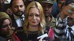 Hlůšková už prožila ve špinavém pákistánském vězení čtyři roky