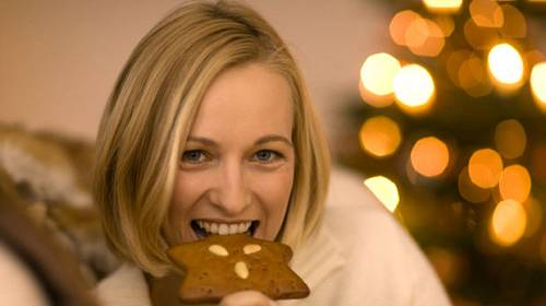 Vánoce a dieta: Děsím se, že zase přiberu!