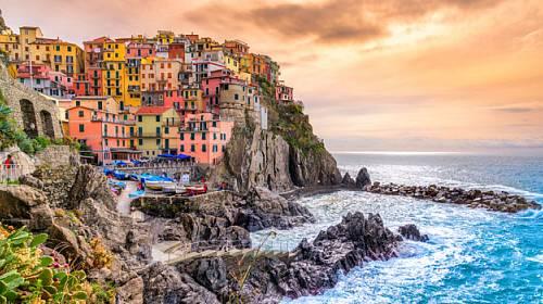 Itálie: těstoviny, mořské plody i knedlíky
