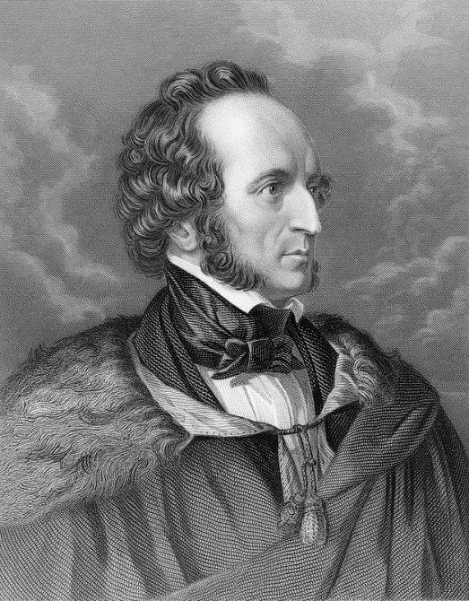 Felix Mendelssohn-Bartholdy, německý skladatel