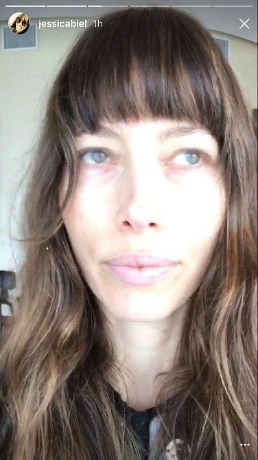 A Jessica Biel v reálu bez make-upu a úprav ve photoshopu