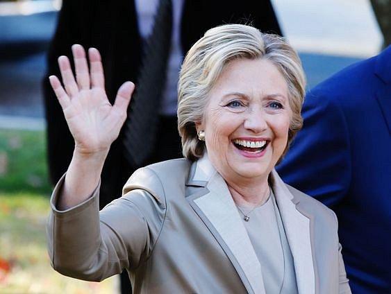 Hillary Clinton neúspěšně kandidovala na prezidentku USA