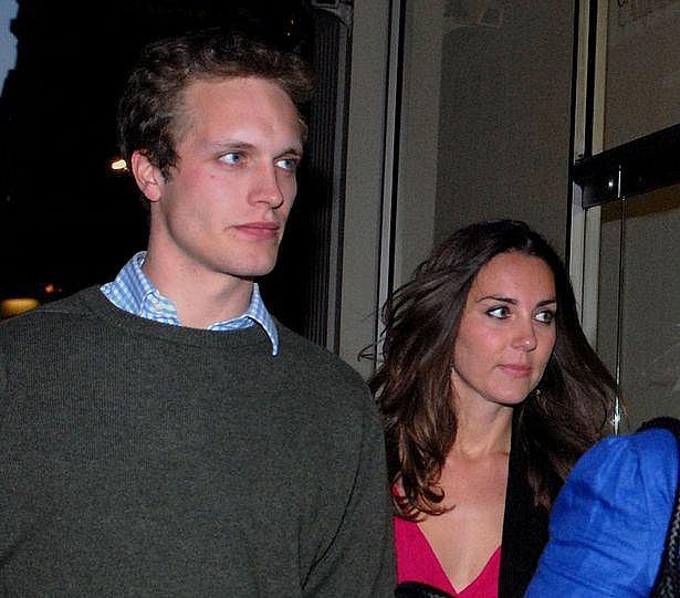 Kate a Henry Ropner