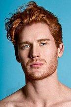Zrzavé vlasy u mužů často doprovází i zrzavé vousy.