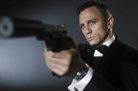 James Bond a jeho šest tváří