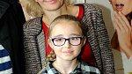 Kordula Stropnicá (s maminkou Veronikou Žilkovou)