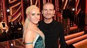 Dalibor Gondík a jeho taneční partnerka Alice Stodůlková