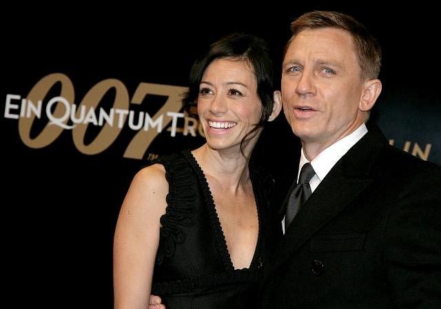 Daniel je zatím poslední v řadě sexy agentů 007