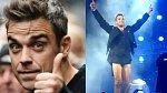 Robbiemu Williamsovi spadly během vystoupení kalhoty