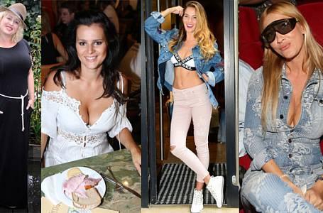 MÓDNÍ POLICIE: Která ČESKÁ celebrita ukázala PRSA?