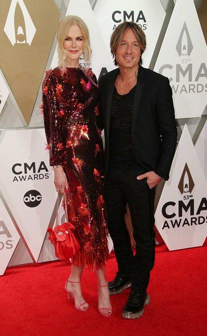 Nicole Kidman s Keithem Urbanem