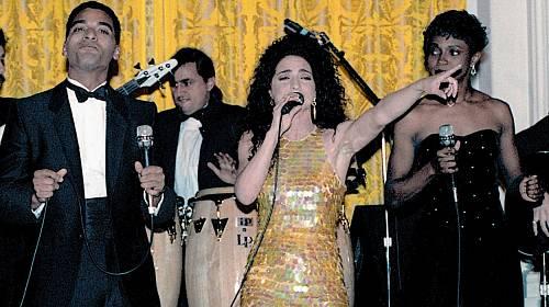 Gloria Estefan byla královnou diskoték